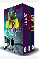 The John Milton Series: Books 13-15 Kindle Edition