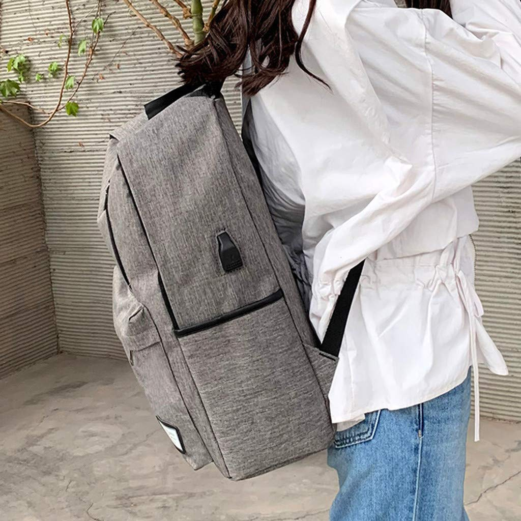 Backpack For Women s Leisure Large Capacity Flexo Shoulders Bag Student
