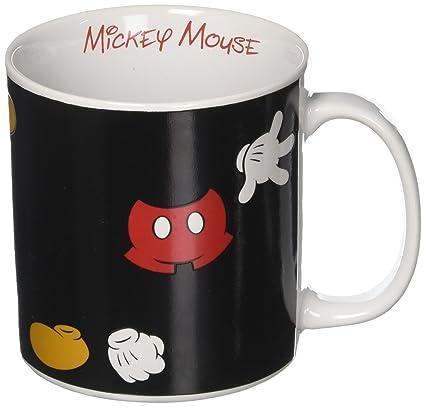 Vandor 20 Disney Mickey Reactive Mug89051 Mouse OzHeat 8wOmn0yvN