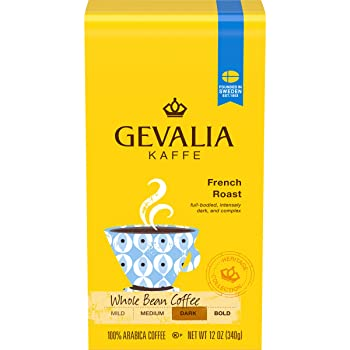 Gevalia Whole Bean French Roast Coffee
