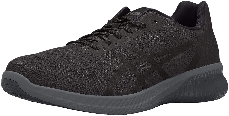 ASICS T838N Mens Gel-Kenun MX Running Shoe, Black/Black/Carbon - 9.5: Amazon.es: Zapatos y complementos