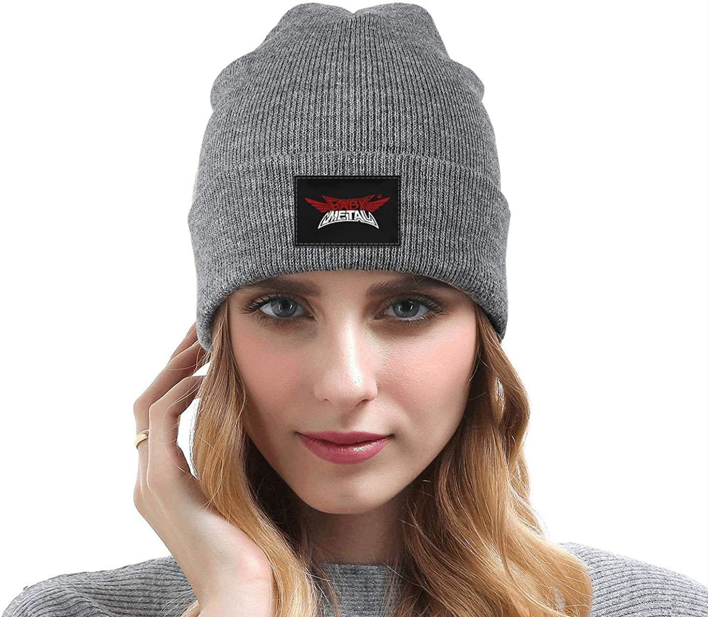 YJRTISF Popular Music Warm Slouchy Knit Cap Unisex Trending Beanie Hats for Men