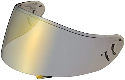 64732fcc Image Unavailable. Image not available for. Color: Shoei CW-1 Spectra Shield  (GOLD)