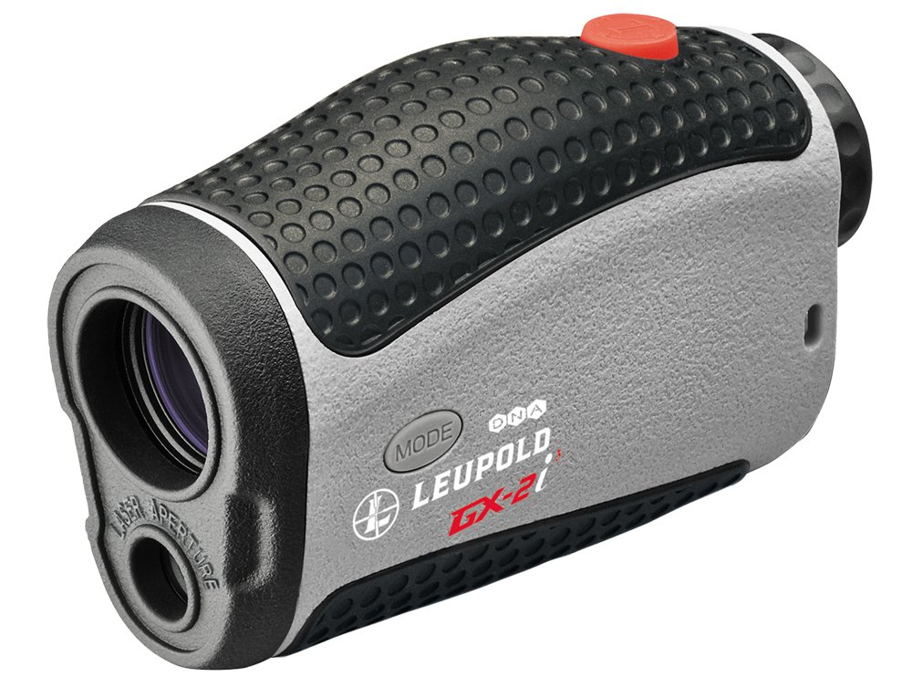 Leupold 2017 GX-2i3 Golf Rangefinder Bundle | Includes Golf Laser Rangefinder (Slope & Non-Slope Function) with Carrying Case, PlayBetter Microfiber Towel and Two (2) CR2 Batteries by PlayBetter (Image #2)