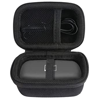 Travel Hard Case For Sennheiser Cx 400bt True Wireless Earbuds By Aenllosi Grey Black Business Industry Science