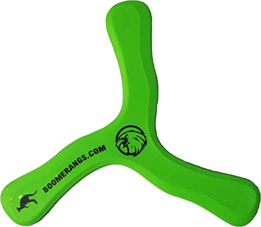 Slvoefi Plastic Bright Boomerangs Fun Outdoor Play and Learning Activities for Kids