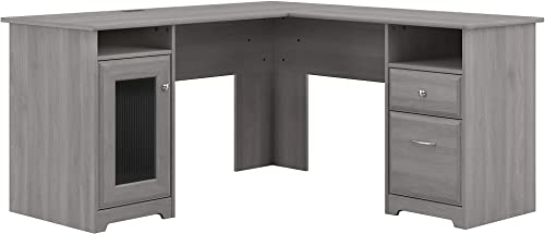 Bush Furniture Cabot 60W L Desk