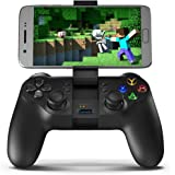 GameSir T1 Wireless Bluetooth Game Controller for Android, USB Wired Gamepad for PC, Gaming Controller for Smart TV/TV Box, PS3, Samsung Gear VR
