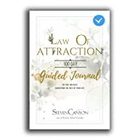 100-Day Guided Manifestation Journal, by Steven Canyon, 227 Premium Color, Fully Illustrated/Manifest anything you desire/Become a magnet for anything you can think or imagine, Proven Success