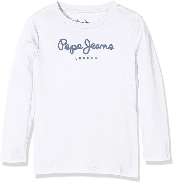 Pepe Jeans Jungen New Herman Jr T-Shirt