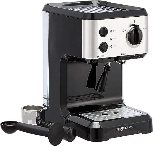 AmazonBasics - Cafetera exprés: Amazon.es: Hogar