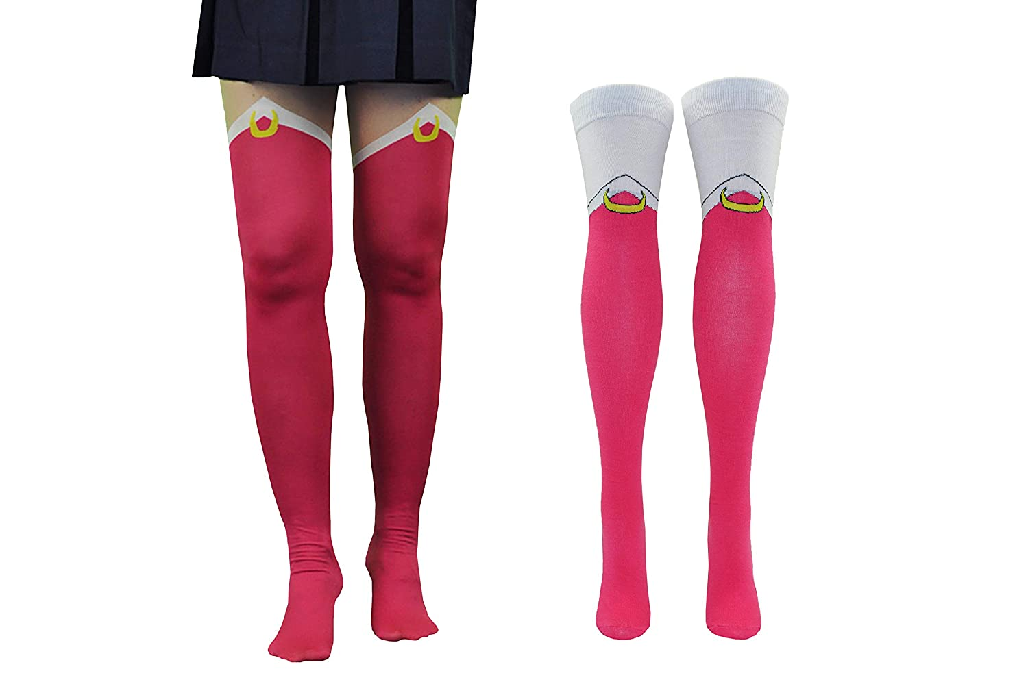 Amazon.com: Sailor Moon - Medias y calcetines para mujer y ...