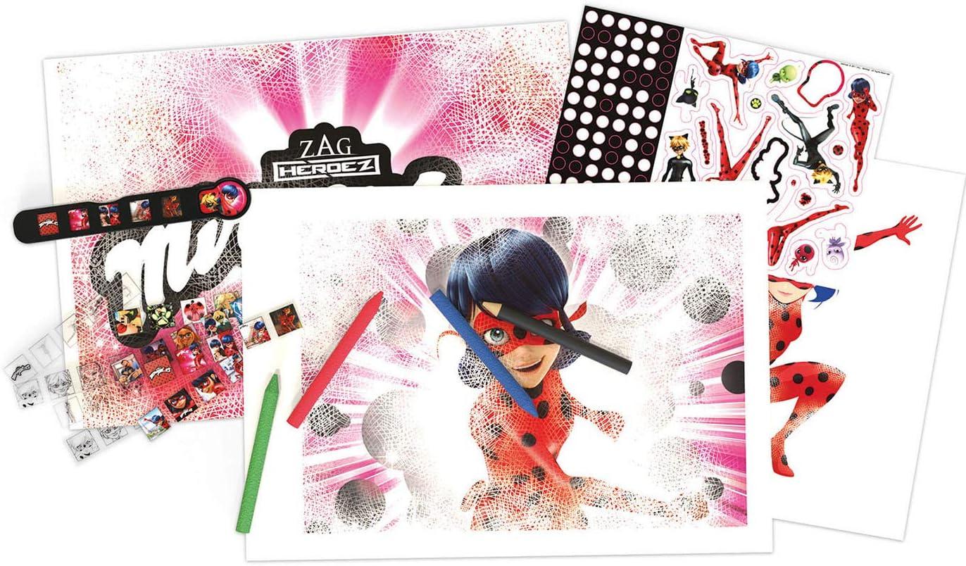 Educa Aventuras Proyector Miraculous Ladybug 40 diapositivas ...