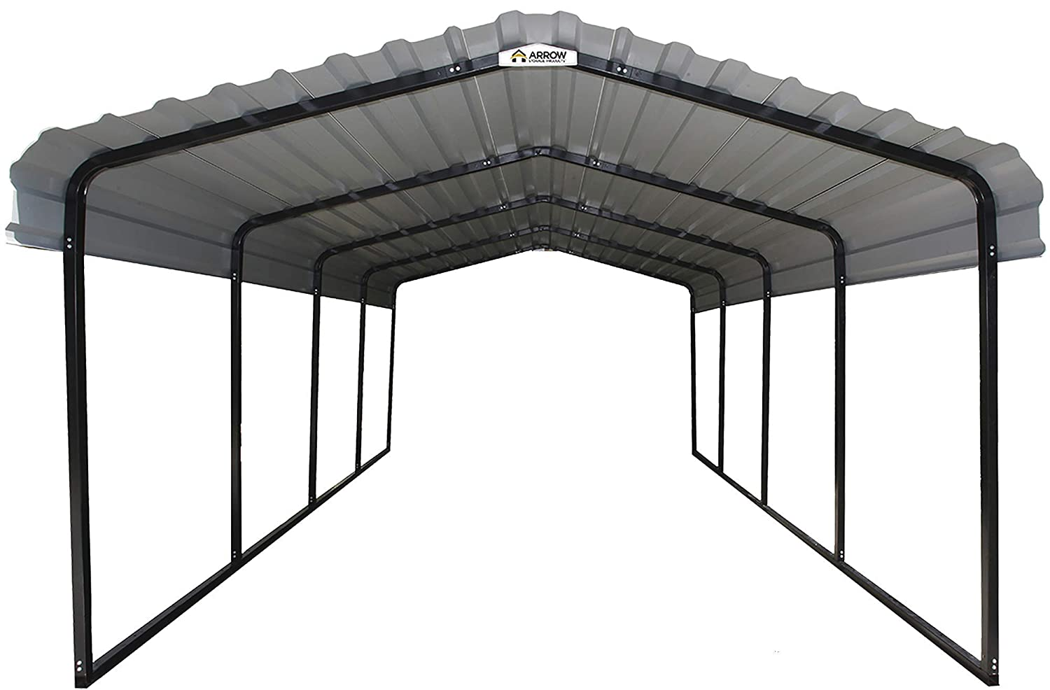 Amazon.com: Arrow CPH101507 Carport and Accessories ...