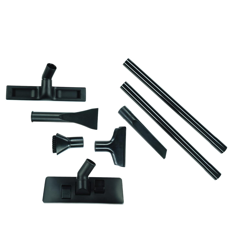15 Litri 84 Decibel Nero//Rosso Euro Bissell Multiclean Garage PRO Aspirapolvere Professionale Multifunzione 1400 W
