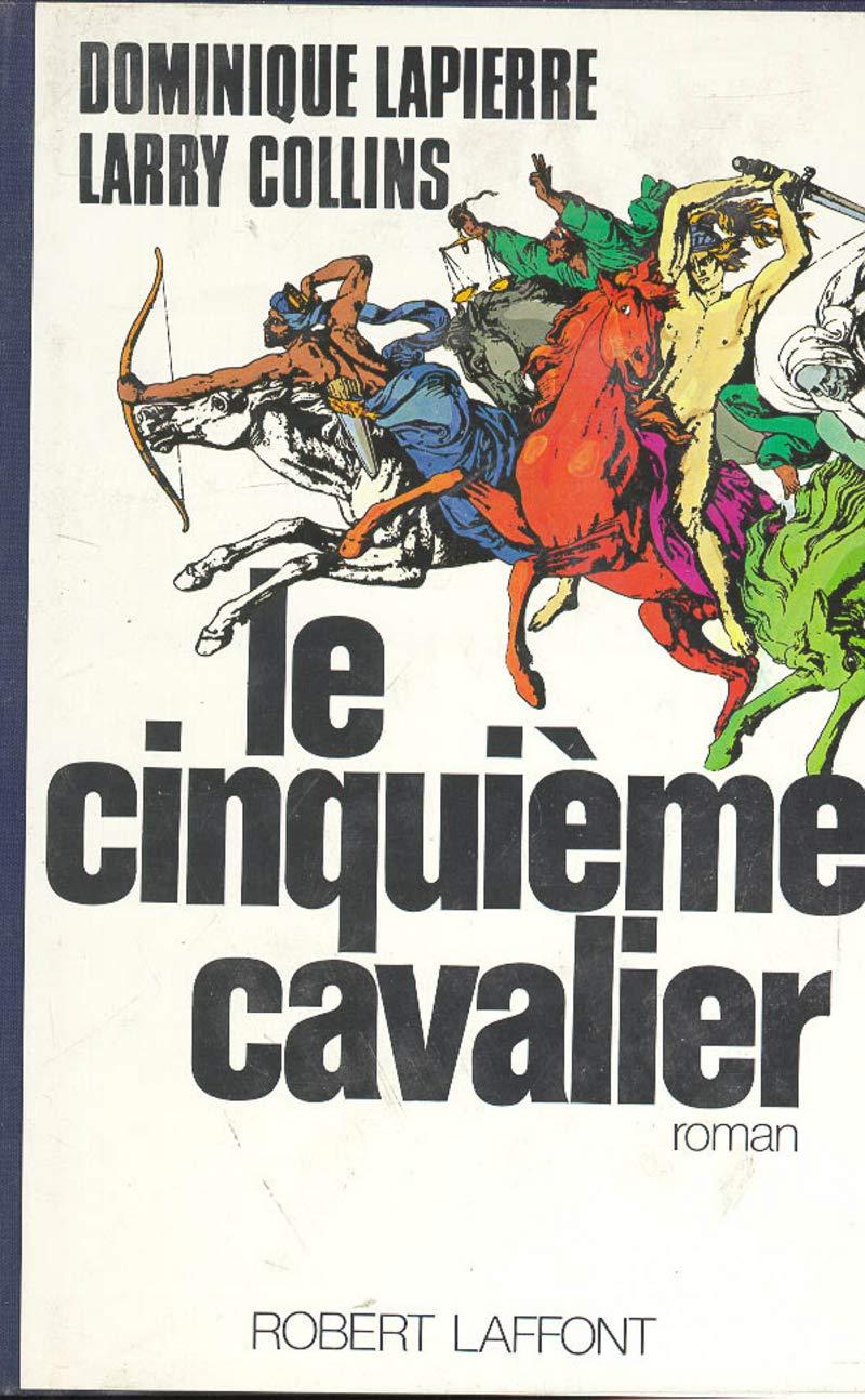 Couverture de Le cinquieme cavalier