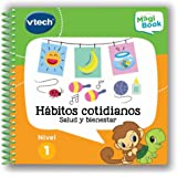 VTech - Libro hábitos cotidianos, plataforma MagiBook (80-480822)