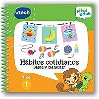 VTech Libro hábitos cotidianos, Plataforma MagiBook (3480-480822)