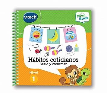 VTech MagiBook Patrulla Canina, Paw Patrol Libro Interactivo Educativo Que refuerza el Aprendizaje en Diferentes materias, a través de más de 40 Actividades ...