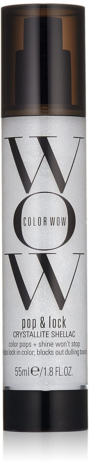 COLOR WOW Pop and Lock High Gloss Shellac, 1.8 fl. Oz, 1 Count CW513