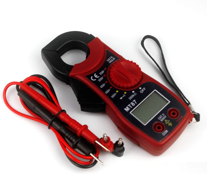 Digital Multimeter Stromzange Mt87 Tragbar Ac Elektronik
