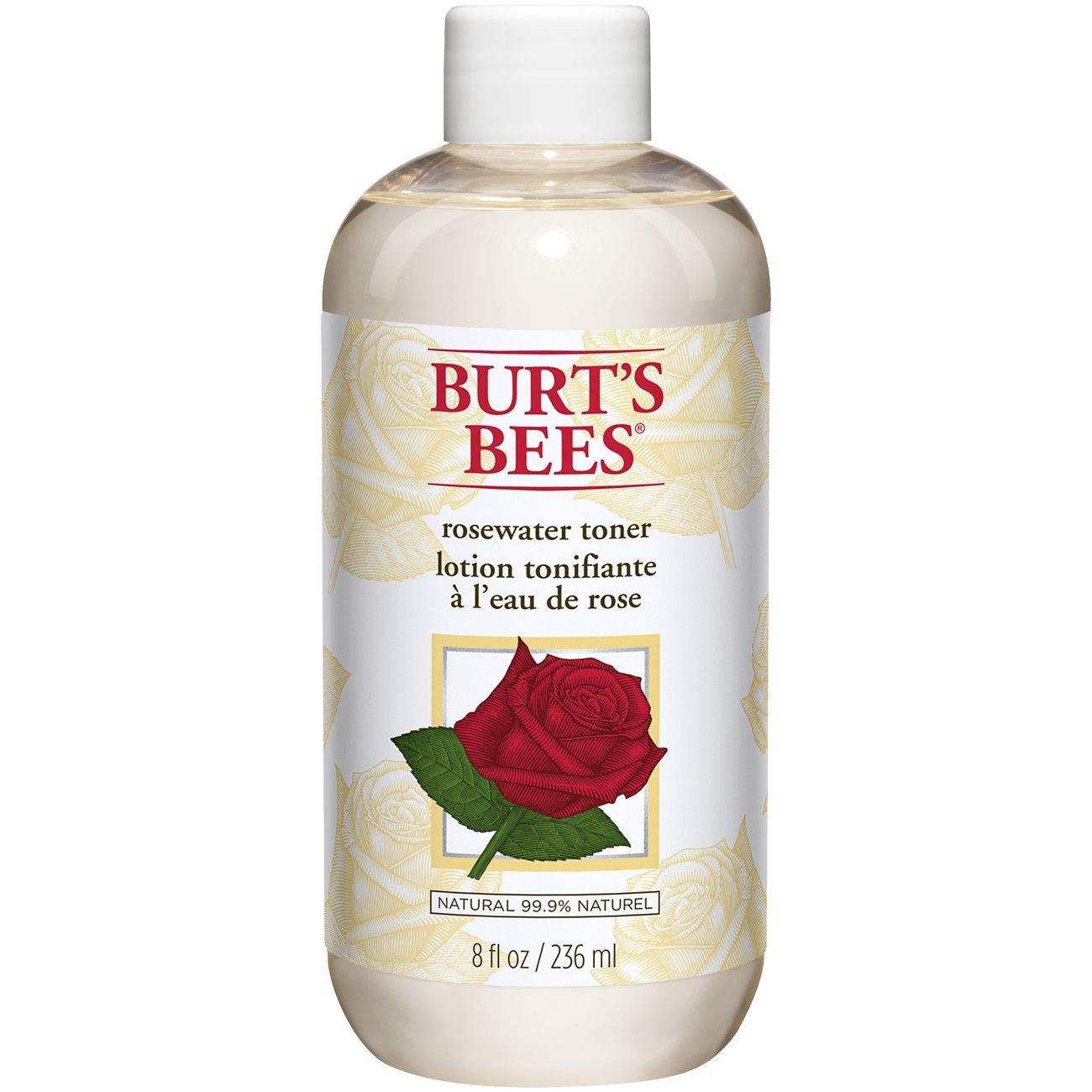 Burt's Bees Rosewater Toner, 236ml Burt' s Bees 792850289994