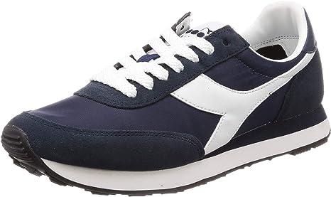 Diadora Koala H C2074 Sneaker Uomo in Tessuto Blu Blue, 42.5