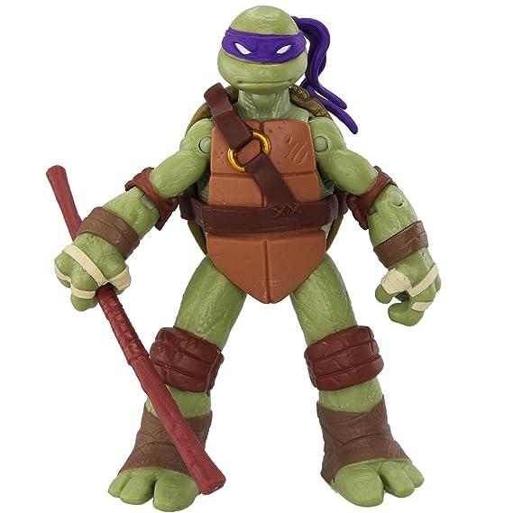 Tortugas Ninja - Figura articulada Donatello (Giochi Preziosi 96500)