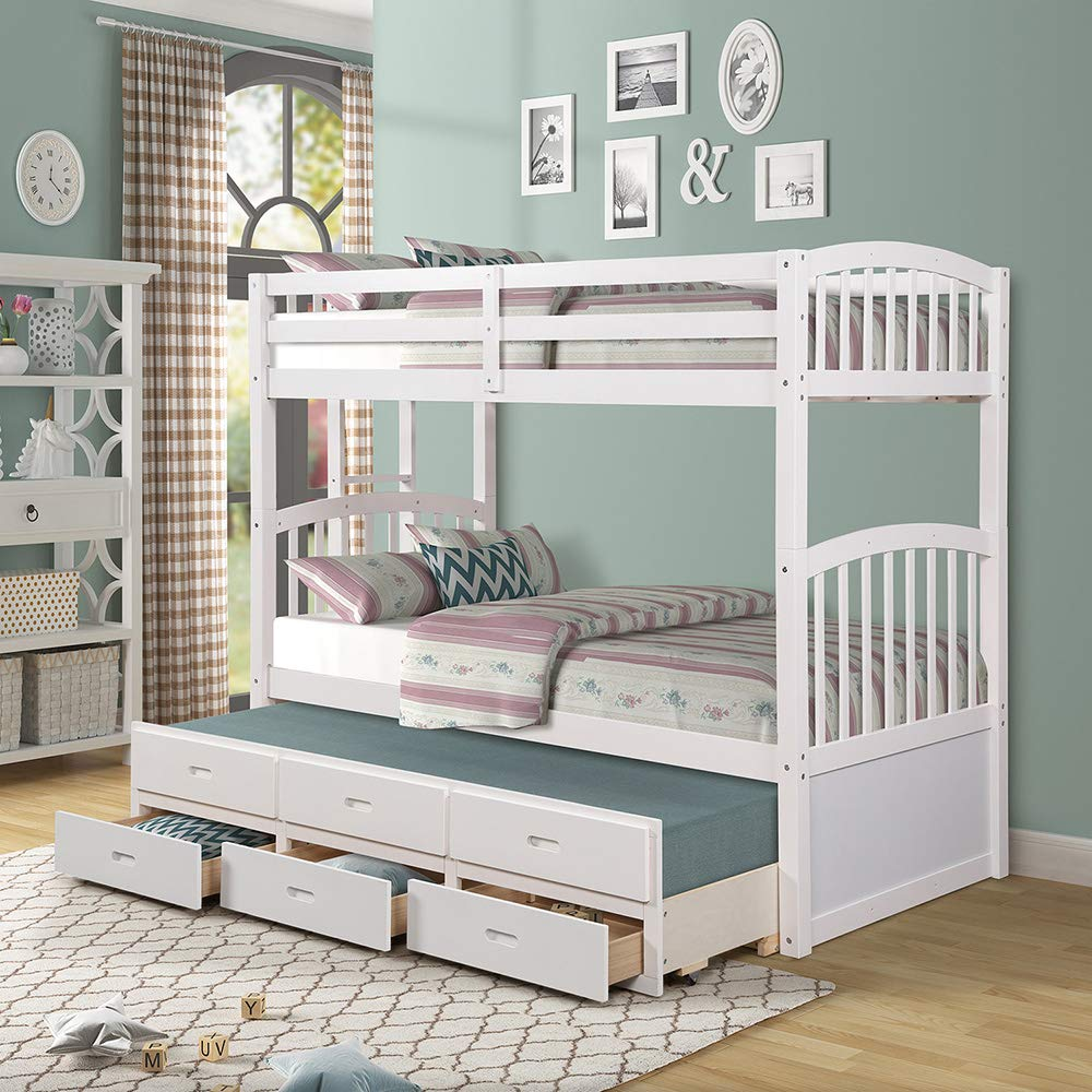 Classic Designs Bunk Beds Tunkie