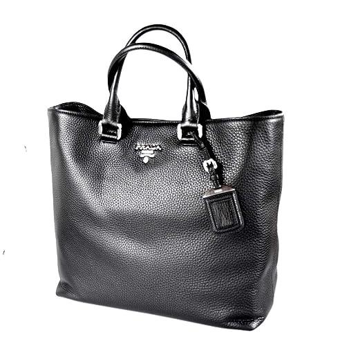 6d9926bb753d Prada Women s BN2876 Leather Shopper Tote  Amazon.co.uk  Shoes   Bags
