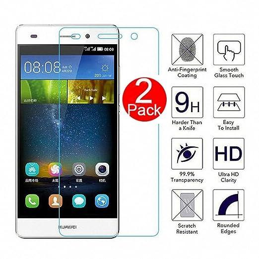 7 opinioni per [2 X] Huawei Nova Smart Pellicola in Vetro, G-Hawk® Huawei Nova Smart Piena