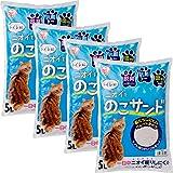 アイリスオーヤマ ニオイをのこサンド 猫砂 5L×4袋 NCS-5L ×4