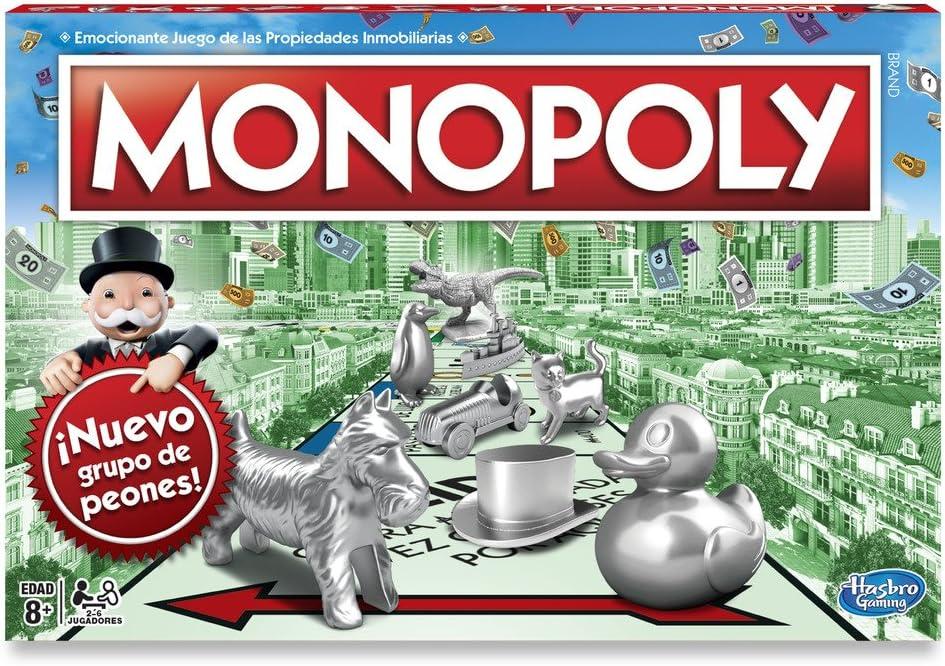 Tipos de Monopoly