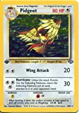 Pokemon Jungle 1st Edition Holofoil Card #8/64 Pidgeot