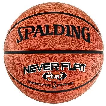 Spalding NBA Neverflat de baloncesto, naranja: Amazon.es: Deportes ...