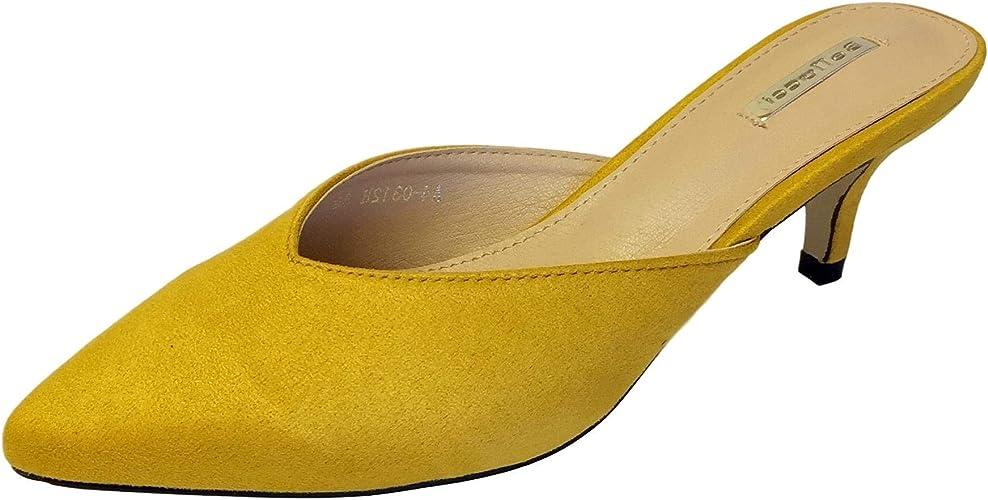 Party Shoes Mules Sandals Size