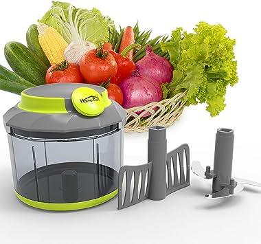 Manuel Cuisine Coupe-légumes Hachoir à Viande Salade Spiral