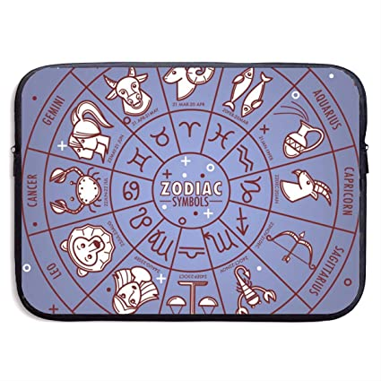 Amazon com: Zodiac Horoscope Signs with Dates Icons On 13-15