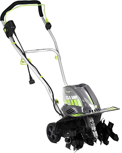 Amazon.com: Earthwise TC70001 - Tiller eléctrico con cable y ...
