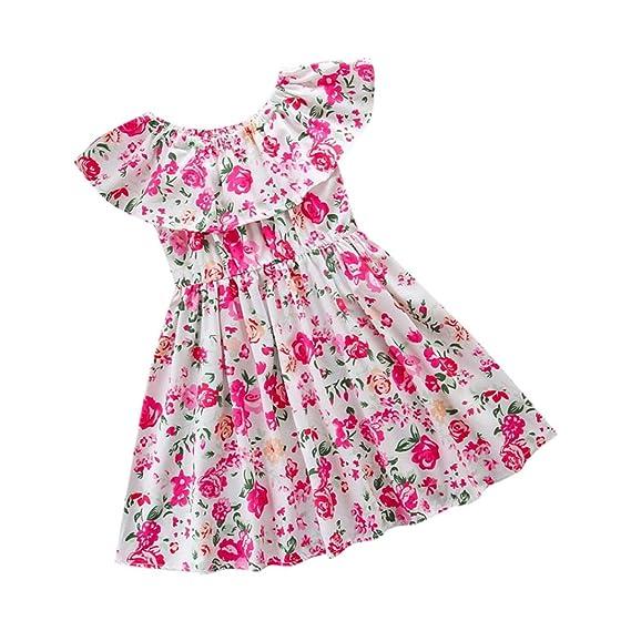 BBsmile Vestido de manga corta con mangas largas para mujer de mamá y yo señora (