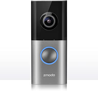 Zmodo Greet HD Smart Video Doorbell 1080p Security Camera w// Wide Angle   NEW