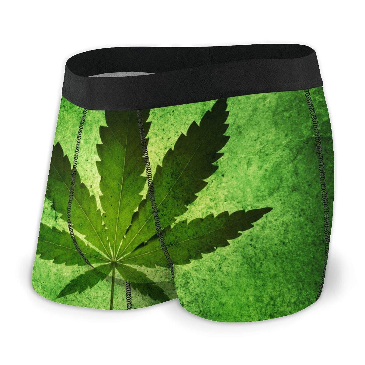 OJSFE Boxer Briefs Mens Underwear Pack Seamless Comfort SoftCannabis