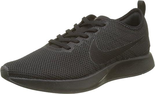 Nike Dualtone Racer, Zapatillas de Running para Hombre, Negro (Black/Black-Black 006), 40.5 EU: Amazon.es: Zapatos y complementos