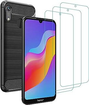 ivoler Funda para Huawei Y6 2019 / Y6s 2019 / Honor 8A + 3 ...