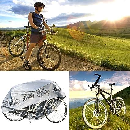 dongzhen impermeable protectora para bicicleta bicicleta de polvo ...