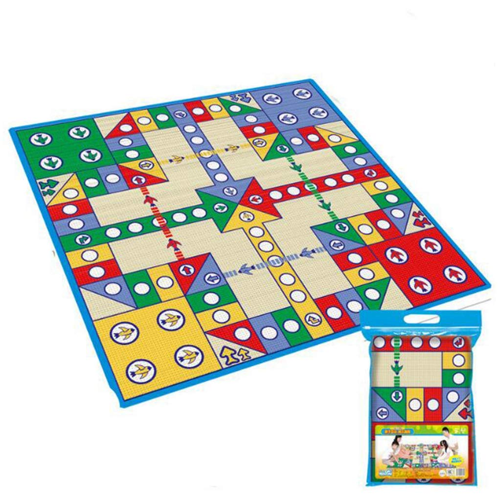 RXIN Kids Playing Mat Playmat Baby Play Mats Interactive Game Mat Kids Toys Baby Toys Children Developing Rug Kids Educational Flying Che