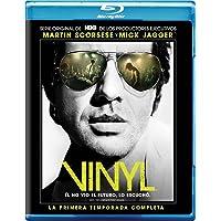 Vinyl. La Primera Temporada Completa [Blu-ray]