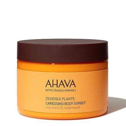 AHAVA Sorbet Suavizante para el Cuerpo Mandarina y Cedro - 350 ml