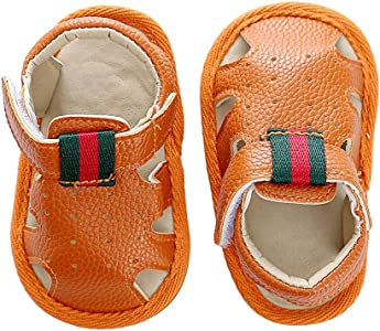 koshine Baby Sandal Tassels Summer Toddler Slipper Shoes 0-18 Months