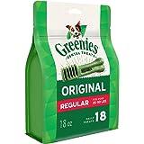 Greenies Mega Dental Treats for Regular Dog, Adult, 510g, 18 treats